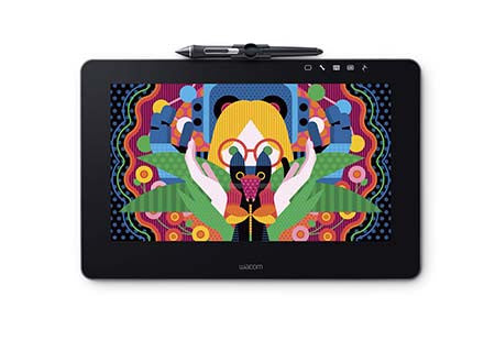Wacom Cintiq Pro 13 Pen and Touch Display - CorelDraw bundle only