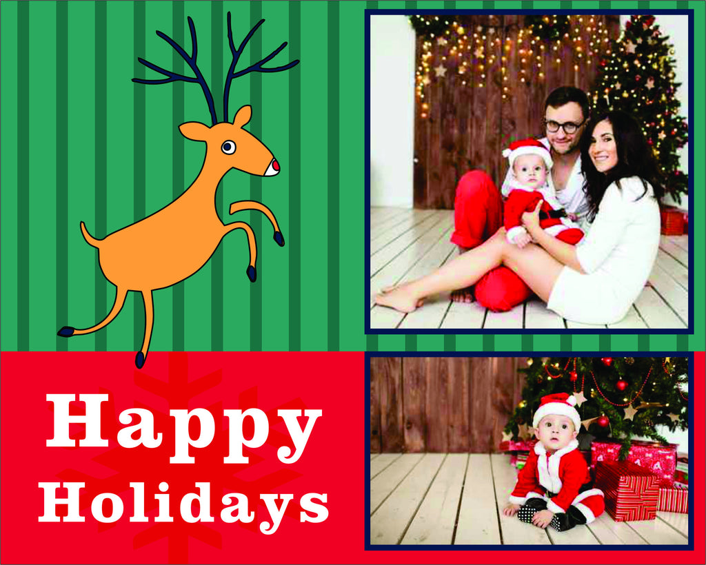 Retro Christmas Card Inserts – Discovery Center Store