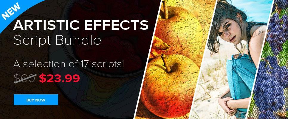 New! Artistic Effects Script Bundle