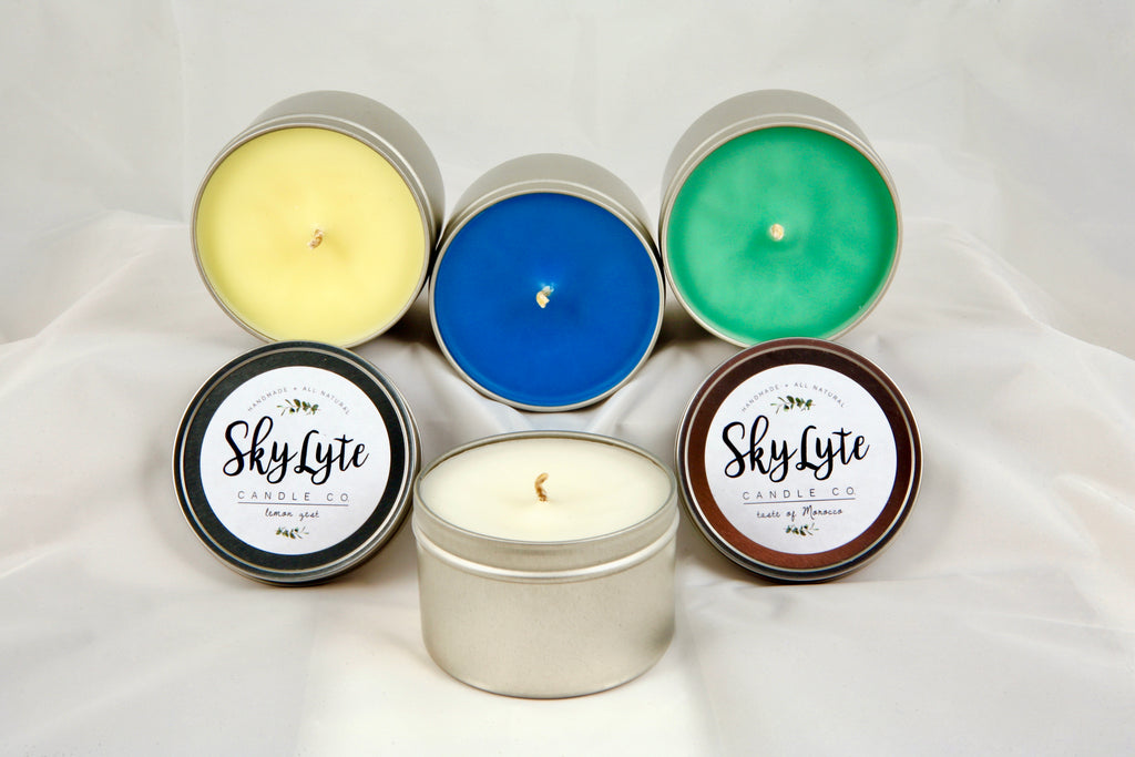 Mix and Match Candle Gift Set