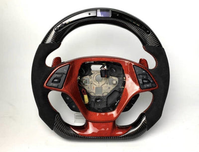 CB Carbon Fiber 14'-19' Corvette C7 W/ LED Steering Wheel