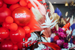 FLIGHT CENTRE LAUNCH FOR VIRGIN VOYAGES!