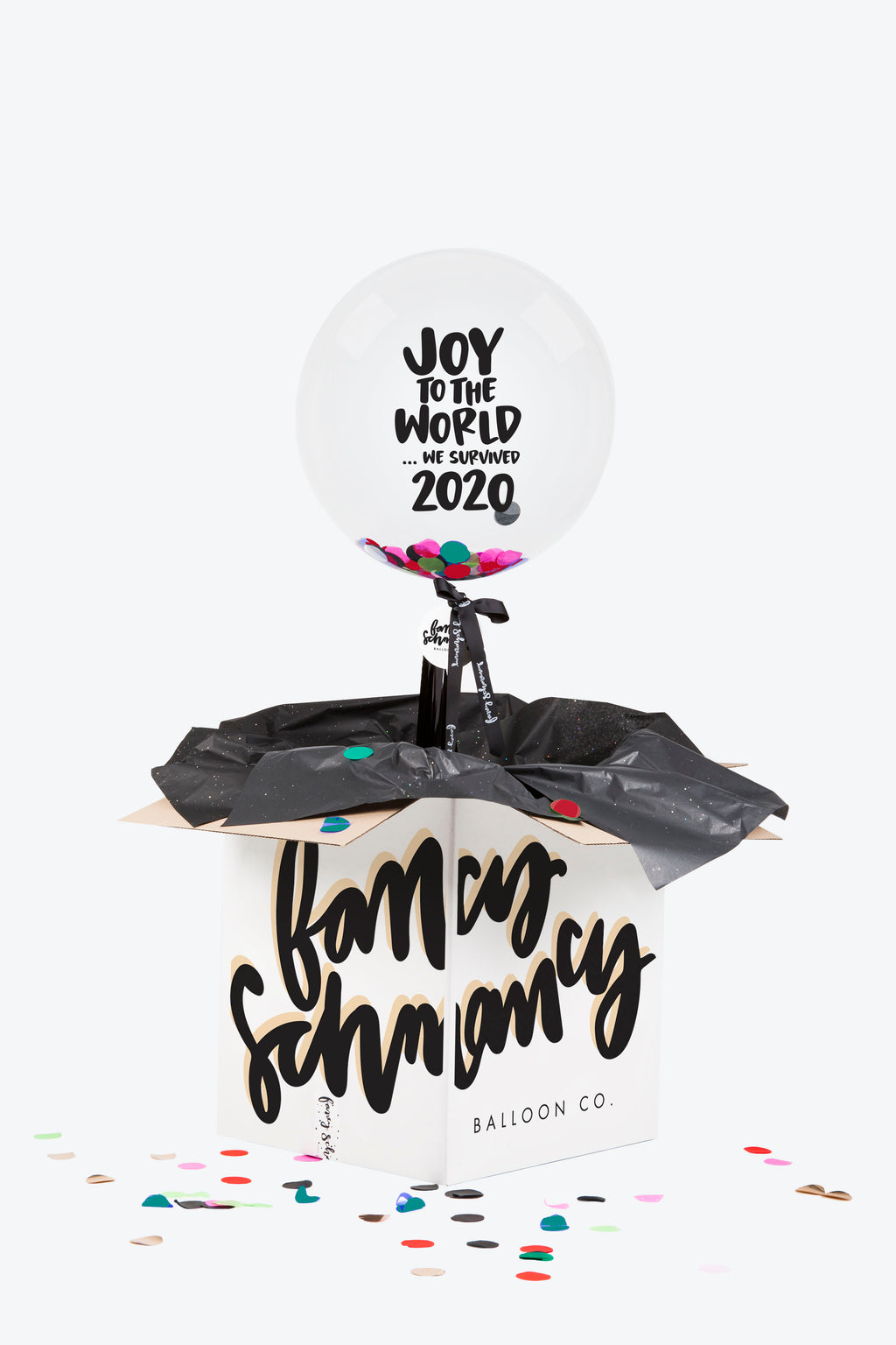 Joy to the World... we survived 2020!