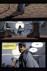 Nikolai Graphic Novel
