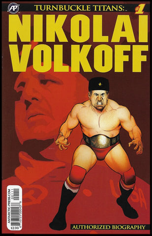 Turnbuckle Titans: Nikolai Volkoff 1