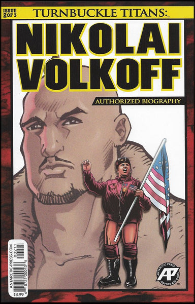 Turnbuckle Titans: Nikolai Volkoff 2