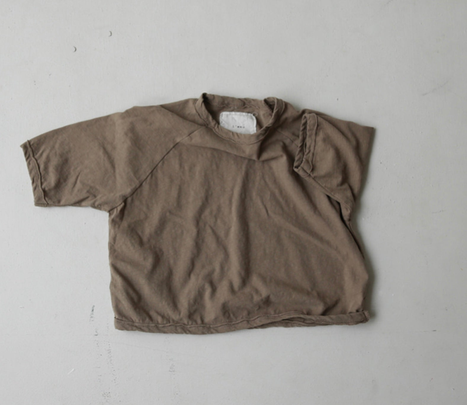 Brown Natural Top
