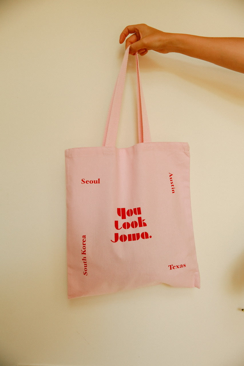 New JOWA Tote Bag (2colors)