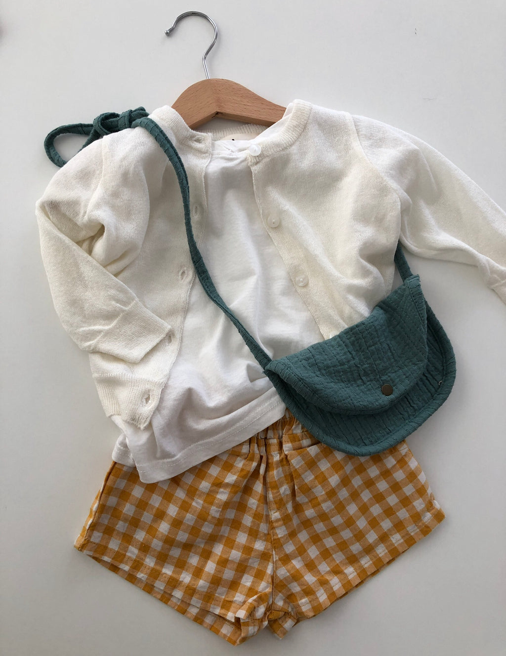 Gingham Shorts (3 Colors)