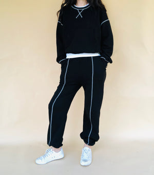 Cozy Set- Jogger Pants