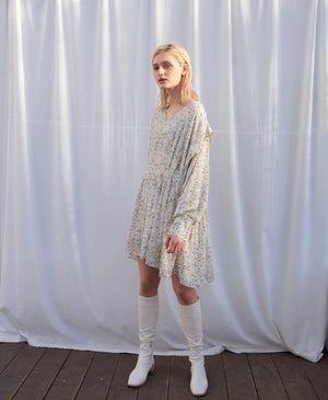 Oversized Mini Dress
