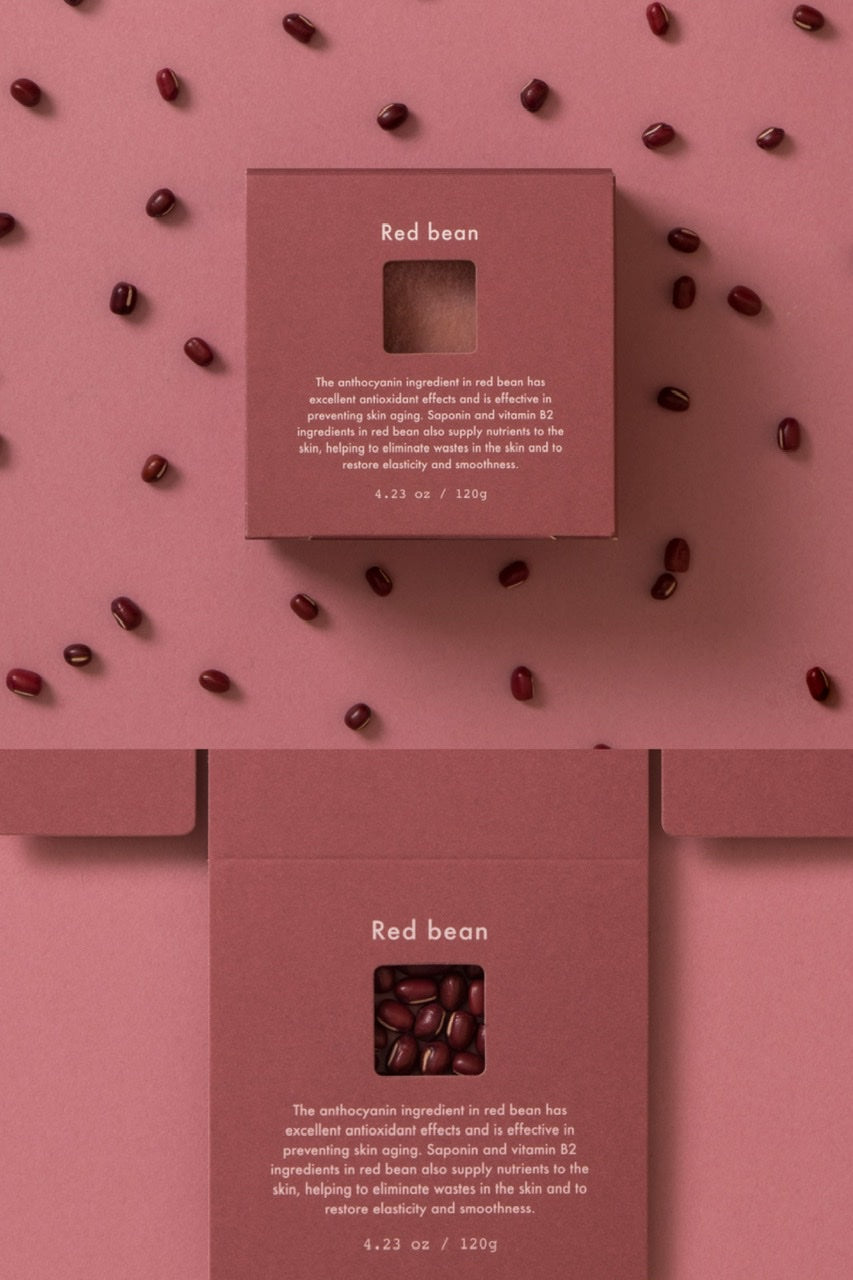 Hanahzo) Red Bean Soap