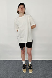 Boxy White T-shirt
