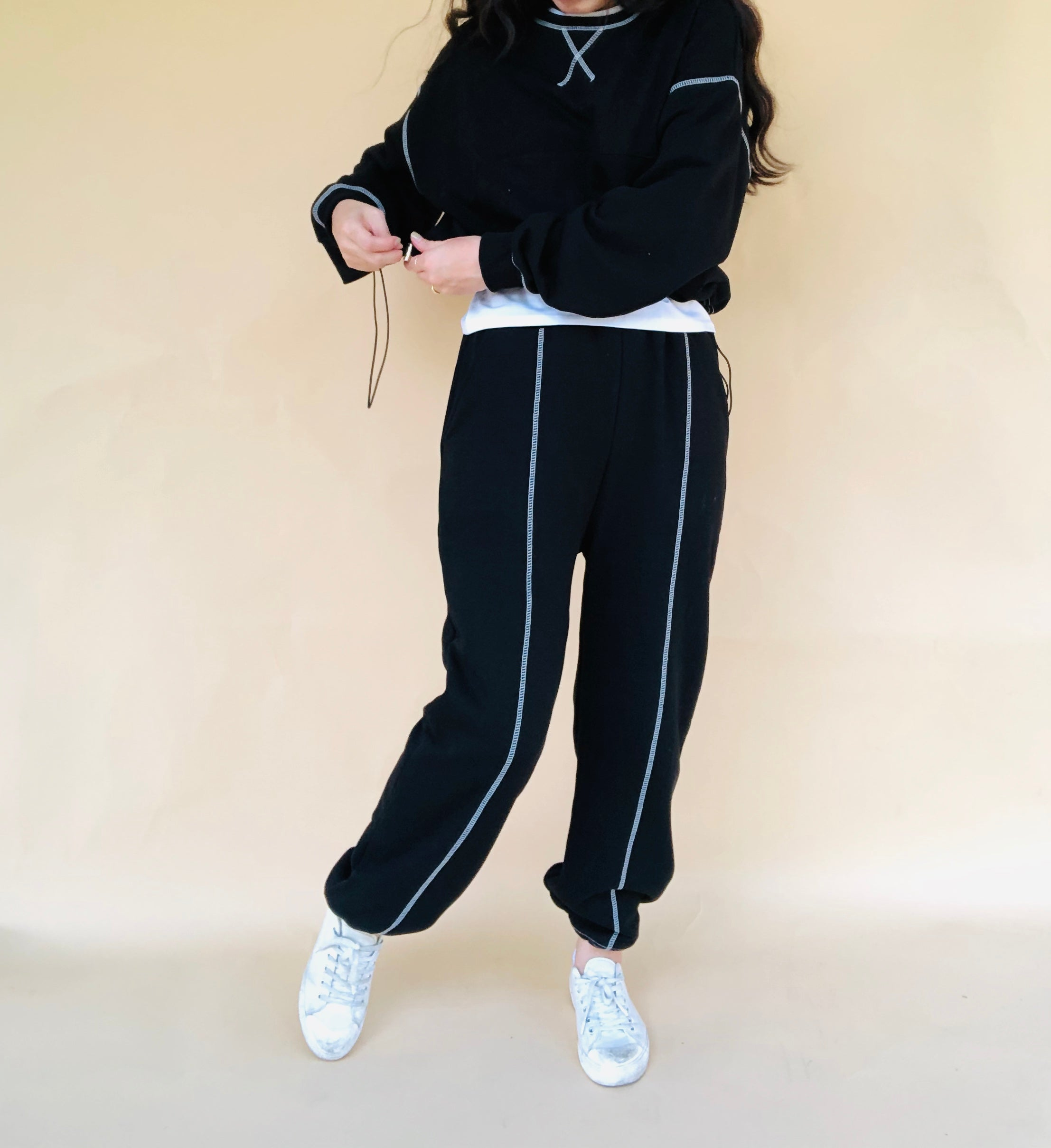 Cozy Set- Sweatshirt