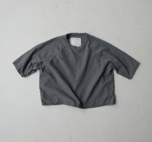 Dark Gray Natural Top