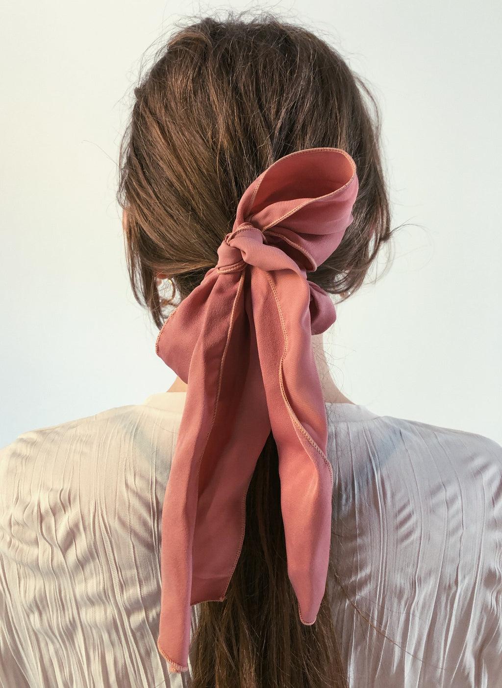 Ribbon Scrunchy in 4 colors