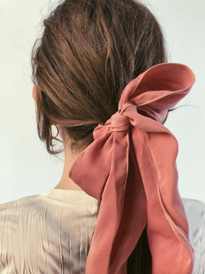 Ribbon Scrunchy (4 colors)