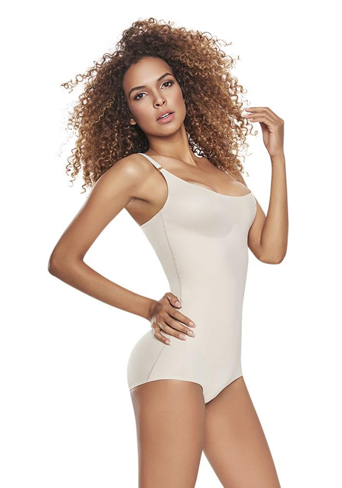1281 Invisible Look Bodysuit NUDE