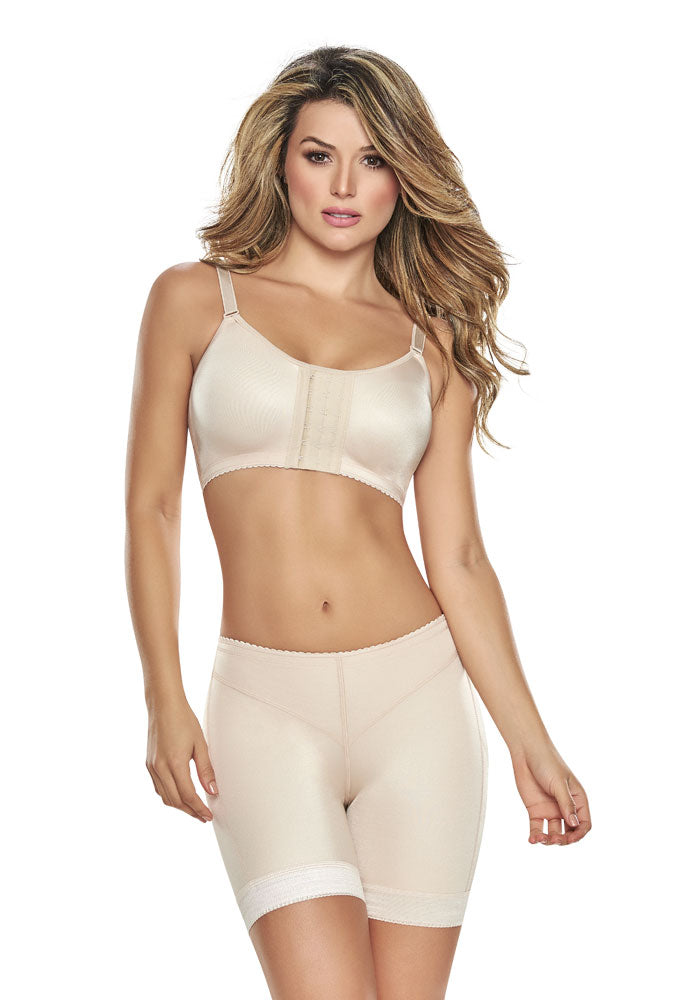1100 Multitasking Support Bra Nude