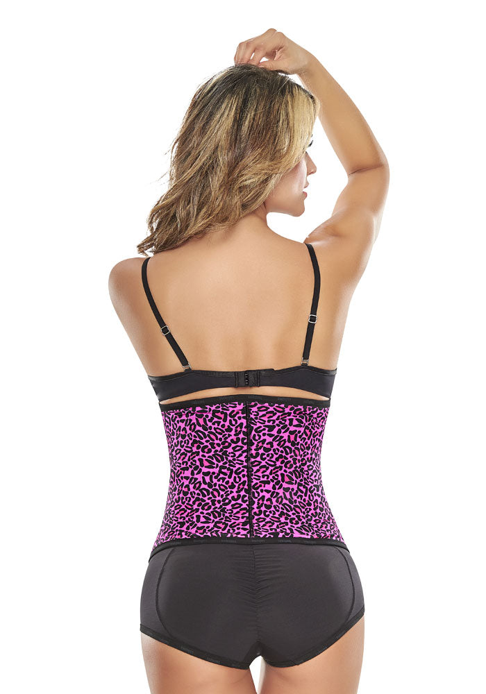Classic 1041 Waist Cincher High compression Animal Print 05