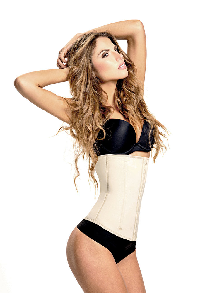 Classic 1053 Waist Cincher Ultra High compression Nude