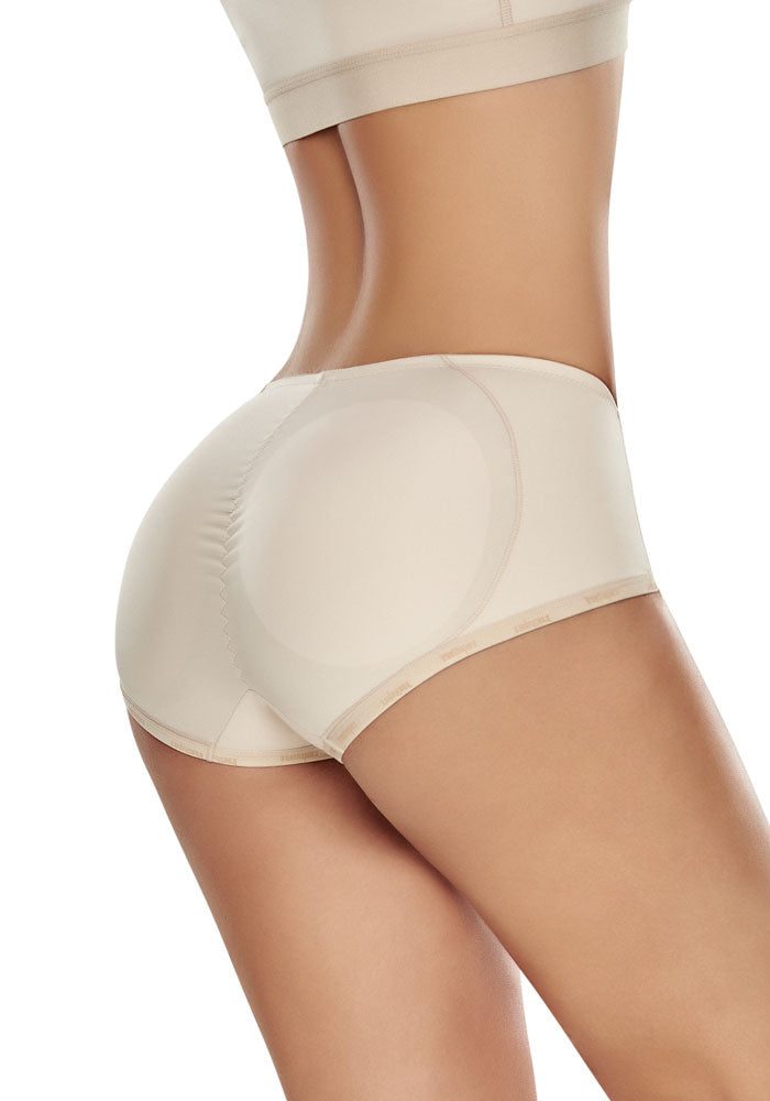 1211 Butt Lifter Padded Panty Nude