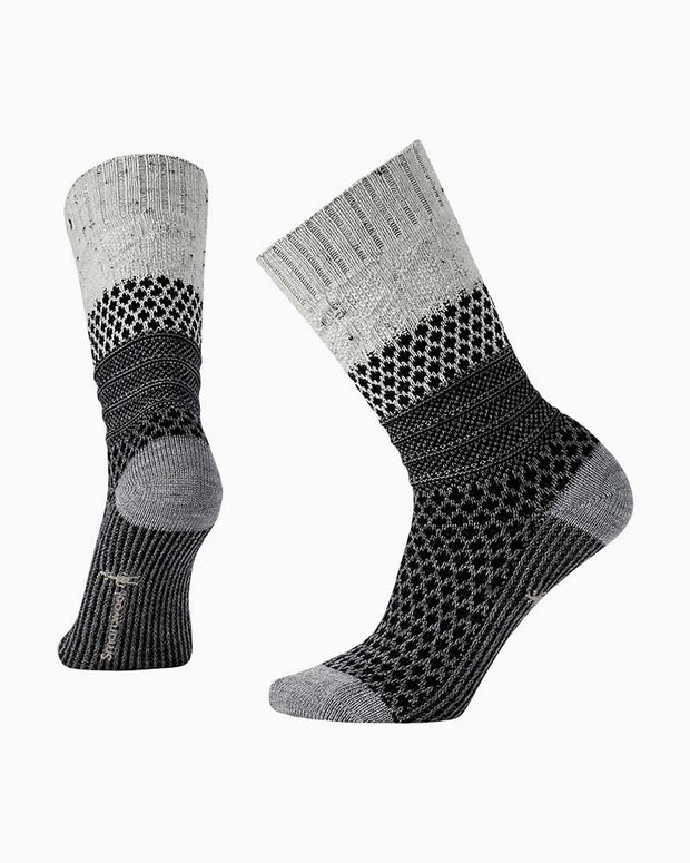 Popcorn Cable Socks for Women