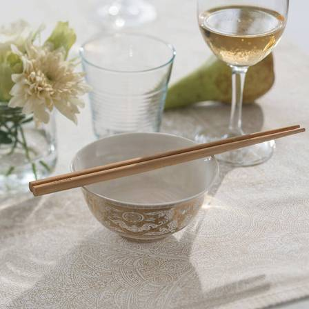 REUSABLE BAMBOO CHOPSTICKS (1 PACK)