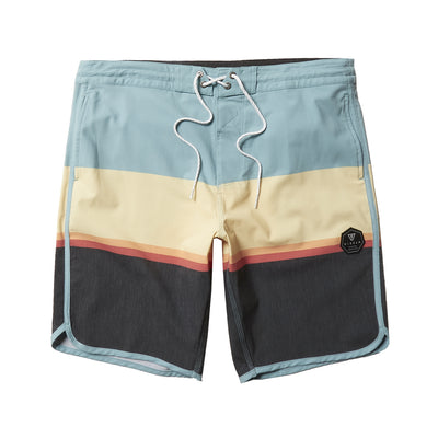 "Vissla Point Breaker 17"" Boardshorts for Boys Smokey Jade"
