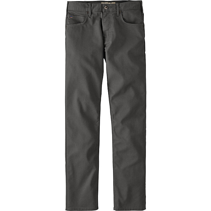 Patagonia Men's Performance Twill Jeans - Regular Forge Grey