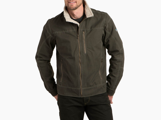 Burr Jacket Lined for Men