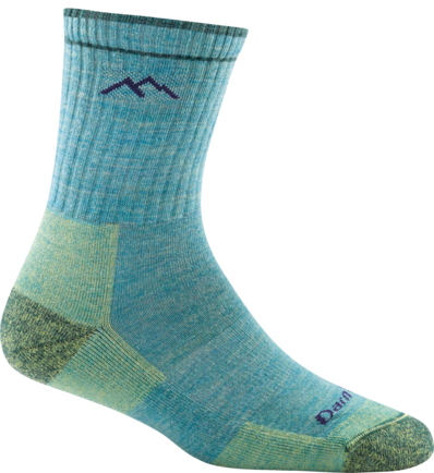 HIKER MICRO CREW CUSHION SOCK FOR WOMEN
