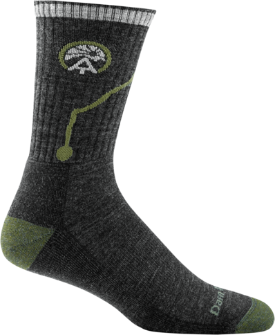 ATC MICRO CREW CUSHION SOCK FOR MEN