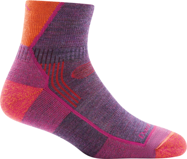 HIKER QUARTER CUSHION SOCK FOR WOMEN