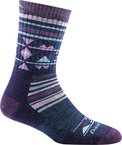 NOBO MICRO CREW CUSHION SOCK FOR WOMEN