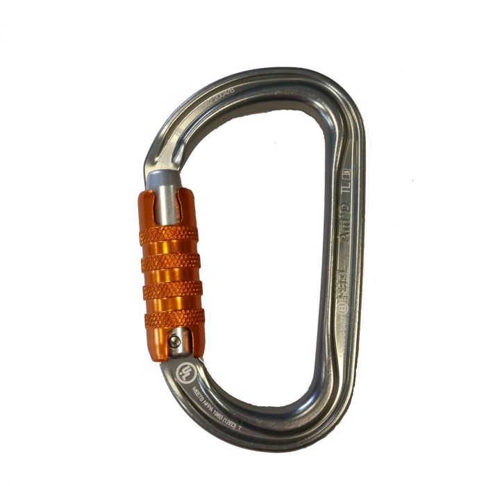 AM'D TRIACT LOCKING CARABINER