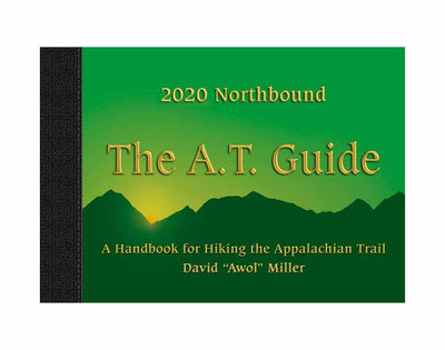 APPALACHIAN TRAIL GUIDEBOOK 2020