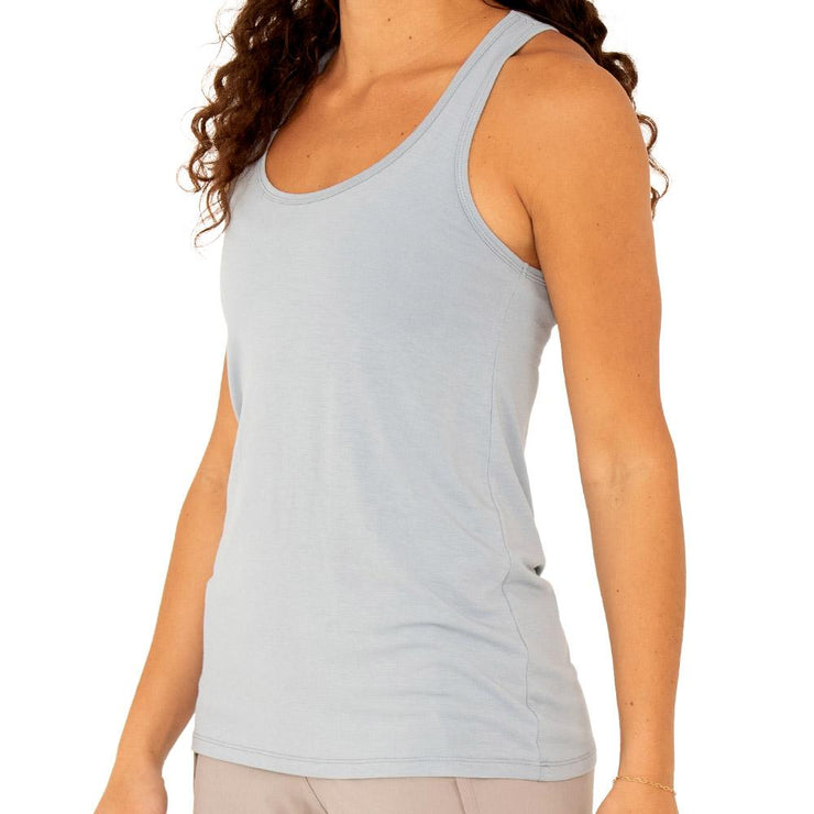 Bamboo Racerback Tank Top for Women