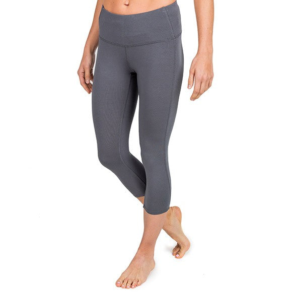 Bamboo Cropped Tights for Women