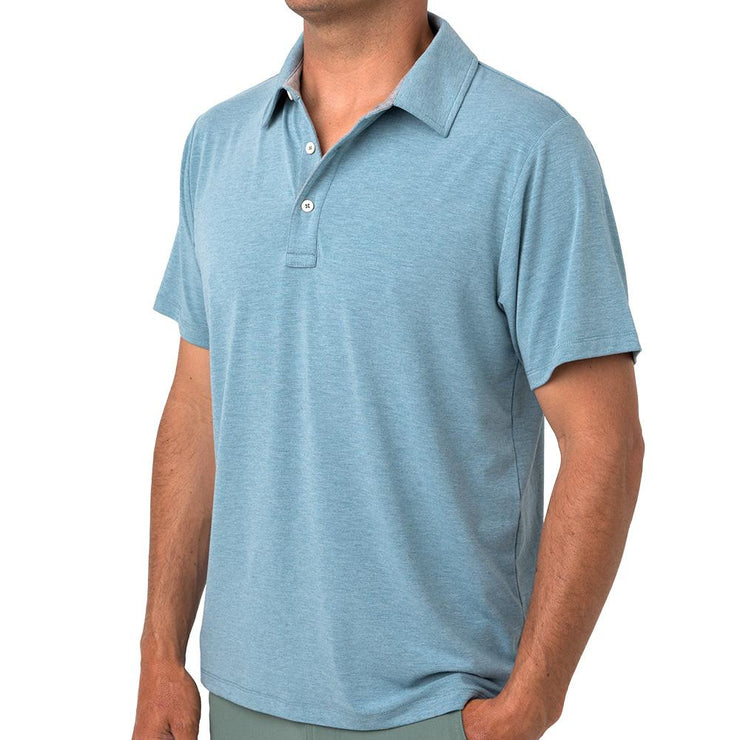 Bamboo Flex Polo for Men