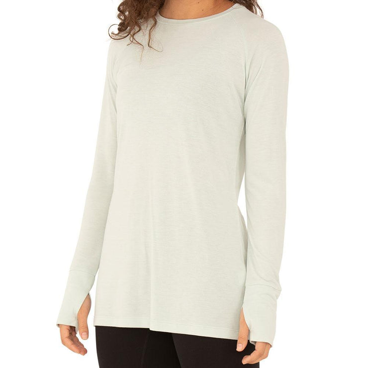 Bamboo Weekender Long Sleeve Shirt for Women