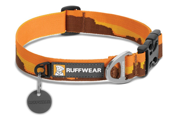 Ruffwear Hoopie Dog Collar Monument Valley