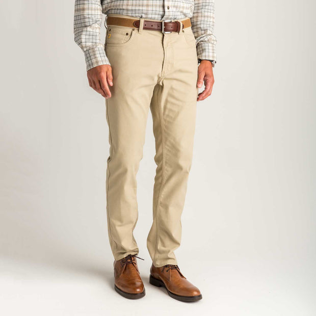 1865  Five-Pocket Field Canvas Pants for Men