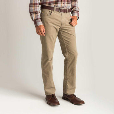 1865 Five-Pocket Corduroy Pants for Men