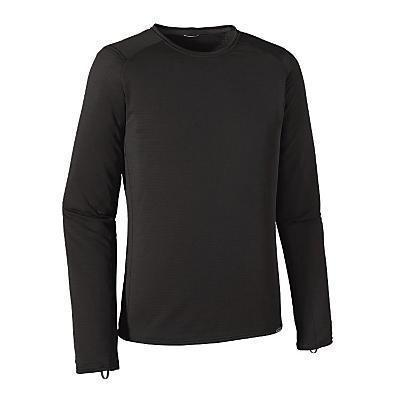 Patagonia Capilene Thermal Weight Crew for Men Black