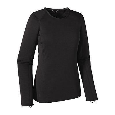 Patagonia Capilene Thermal Weight Crew for Women Black