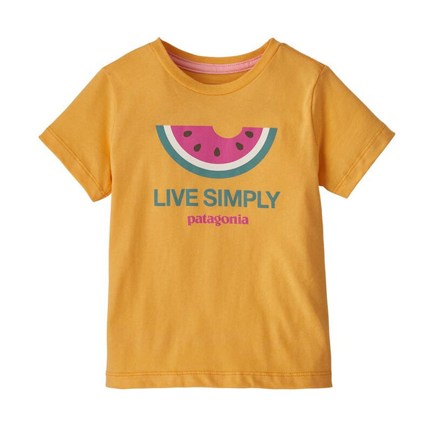 Live Simply Organic T-Shirt for Babies
