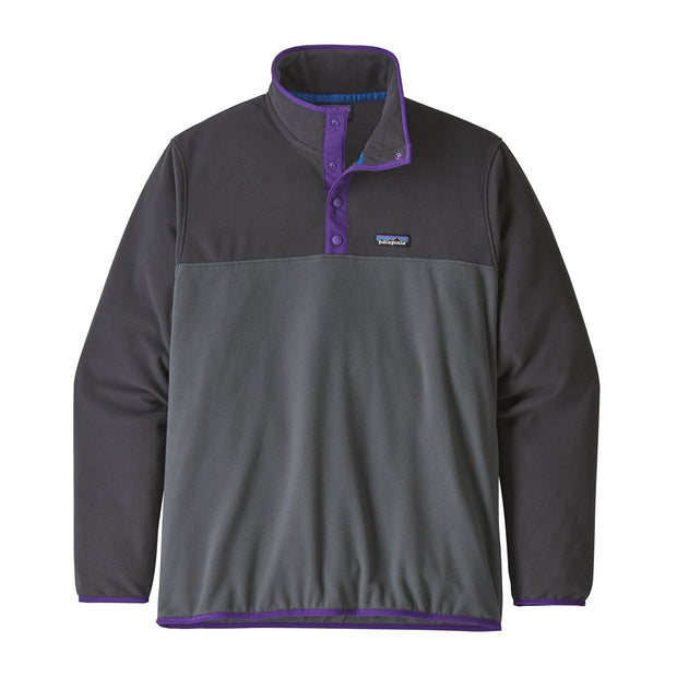 Micro D Snap-T Fleece Pullover for Men