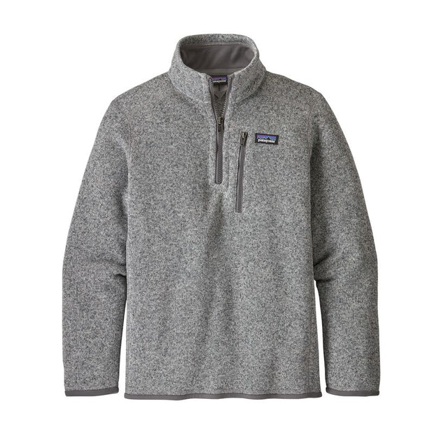 Better Sweater 1/4 Zip Fleece Pullover for Boys (Past Season)