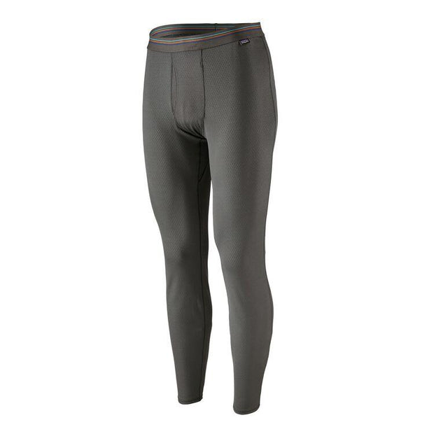 Patagonia Capilene Midweight Bottoms for Men Forge Grey